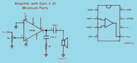 What is the lm386?