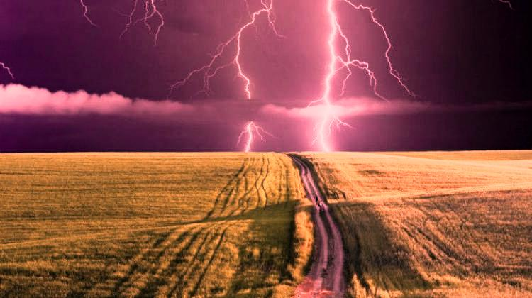 harness energy from lightning